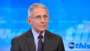 Children's book on Dr Anthony Fauci