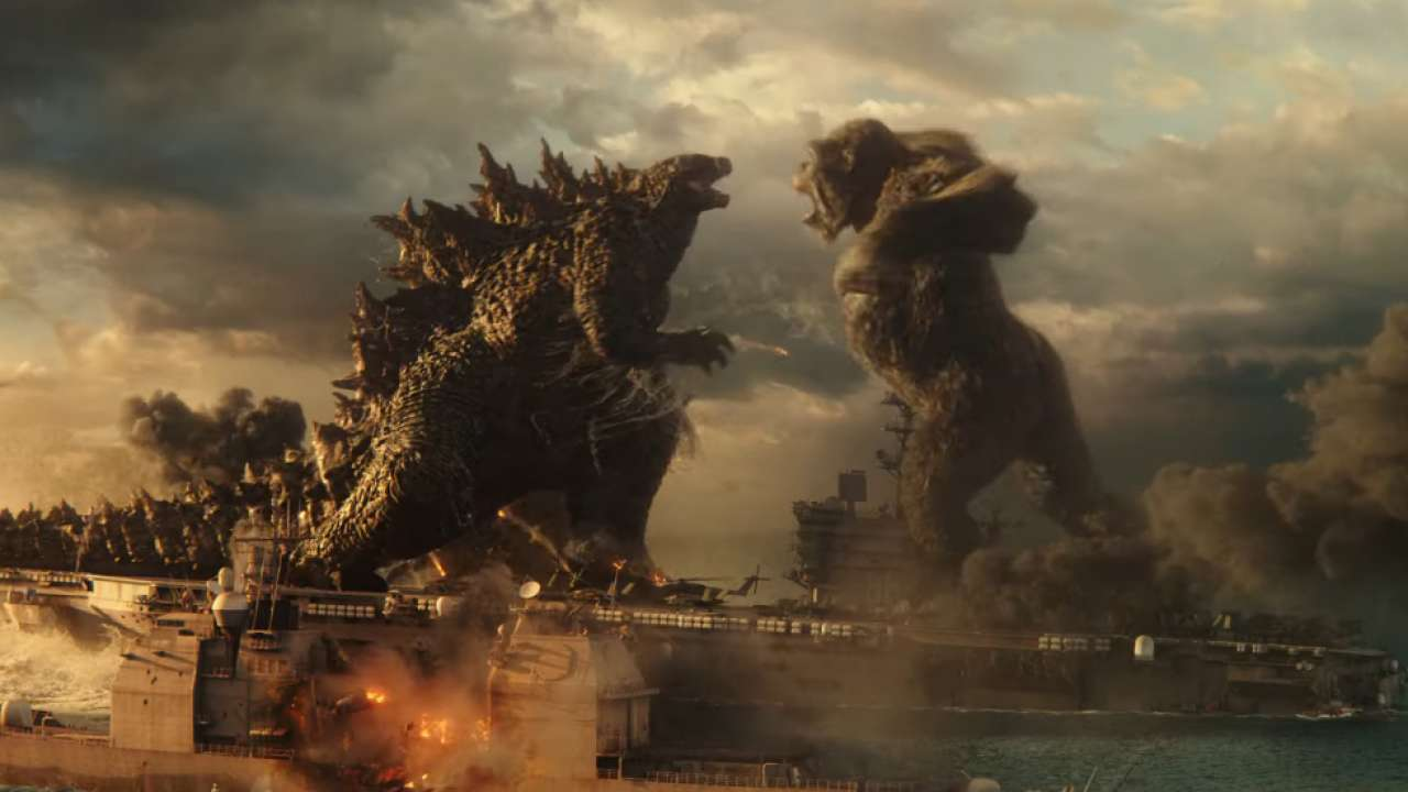 Godzilla vs Kong Hindi dubbed version leaked
