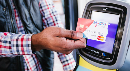 Myciti Card Login