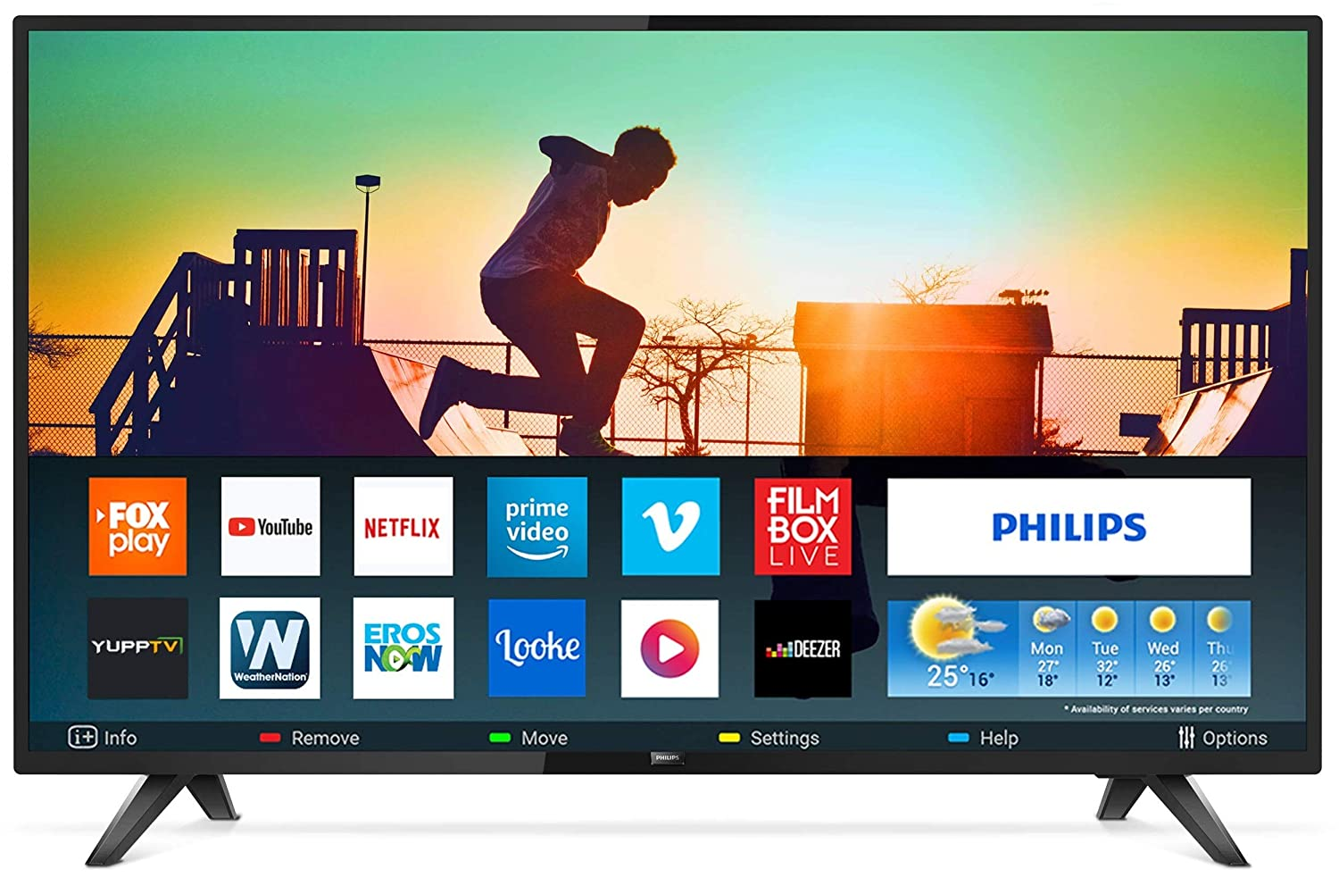 Philips launches 10 new Android TV in India